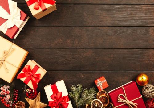 Biologisch kerstpakket